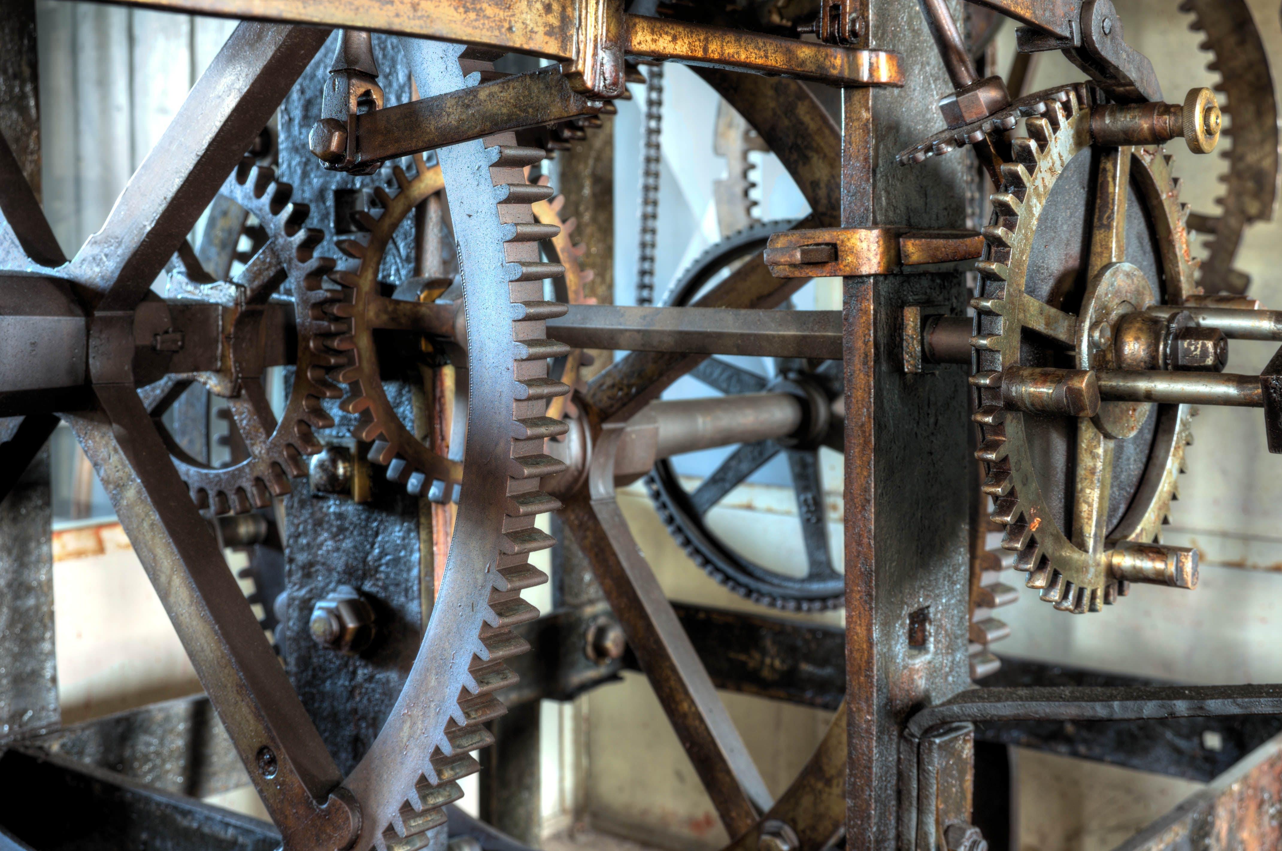 Medieval Gears