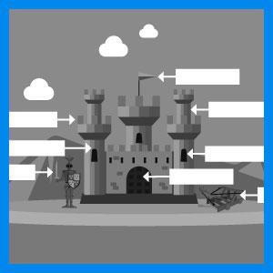 castle structures