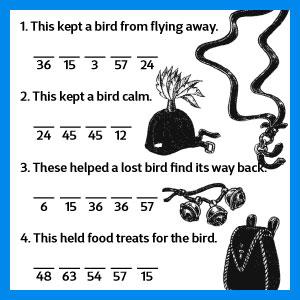 falcon word puzzle